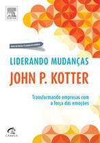 Editora Elsevier lança novos títulos de John Kotter