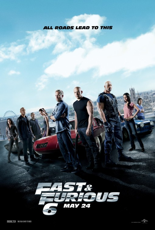 """FAST & FURIOUS 6"" FULL MOVIE WATCH ONLINE"