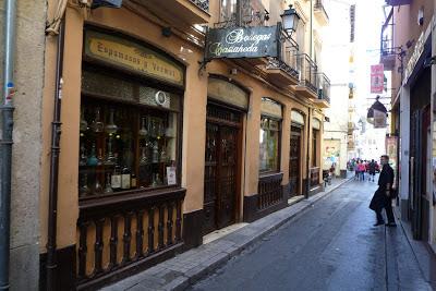 Bodegas Castañeda, Granada