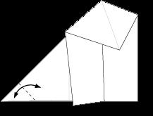 Cara Membuat Origami Beruang Kutub