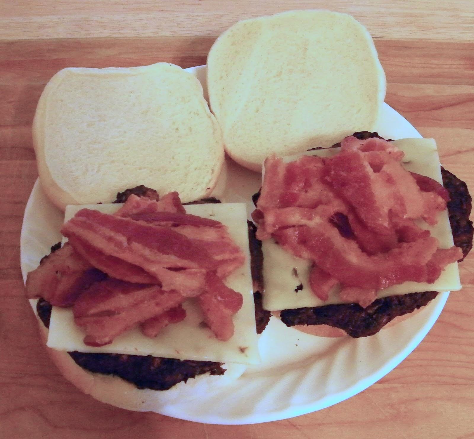 Costco Cuisine: Sacrilegious Black Bean Burger With Bacon ...