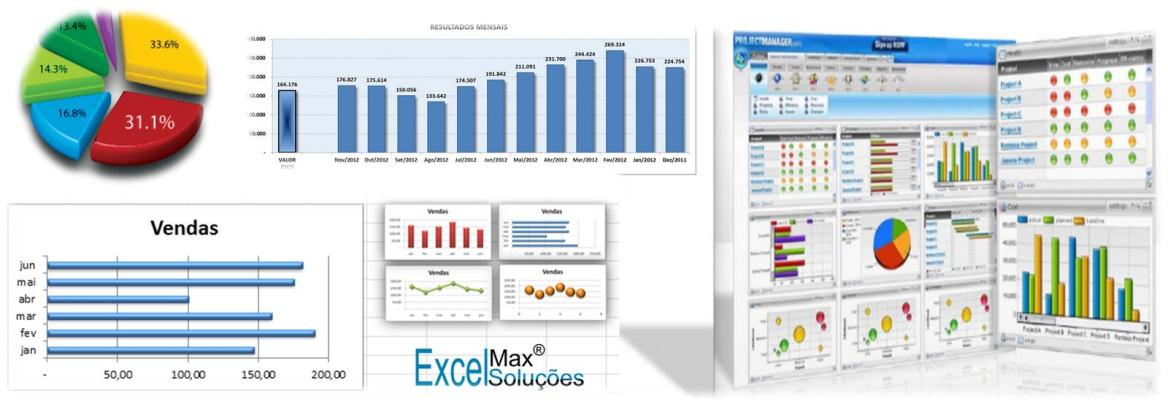 dashboard, excel