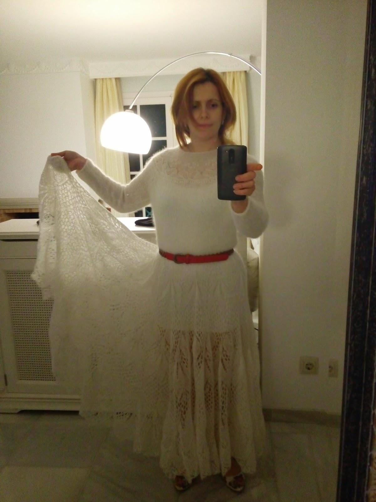 Фото под юбкой у бабушек