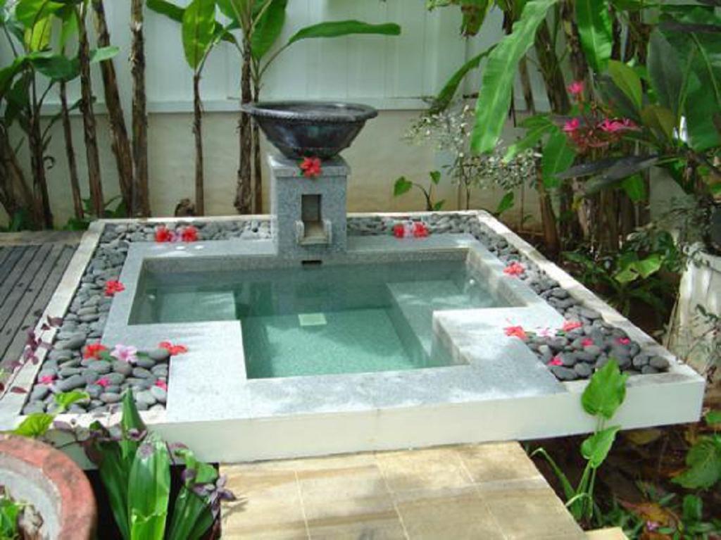 33 ideas de dise o con jacuzzi maravillosas decoraci n for Jacuzzi jardin segunda mano exterior