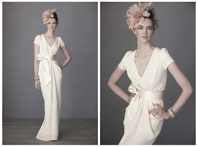 Weddings Fresh Wedding Style Expert Gown Friday BHLDN
