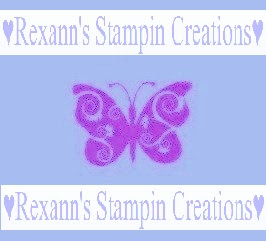 Rexann&#39;s Stampin Creations
