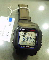 Reloj digital Casio 100M