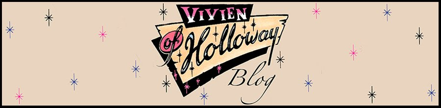 Vivien of Holloway Blog