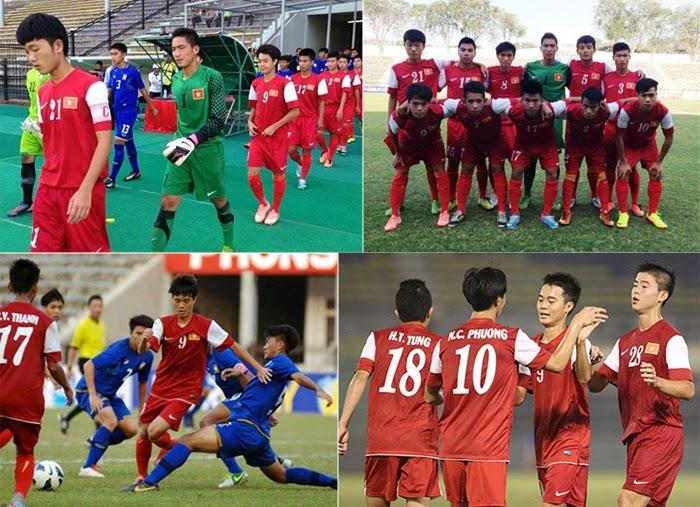 VTV trực tiếp bán kết U19 Việt Nam - U19 Thái Lan