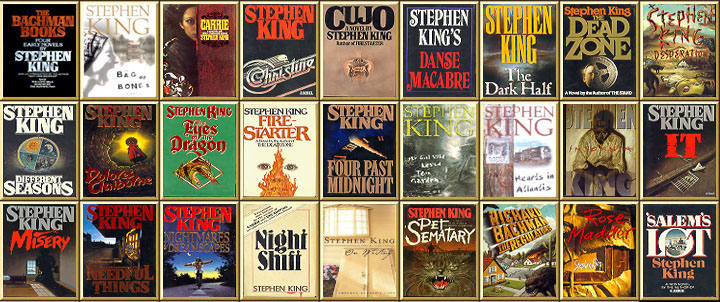 descargar libros de stephen king gratis