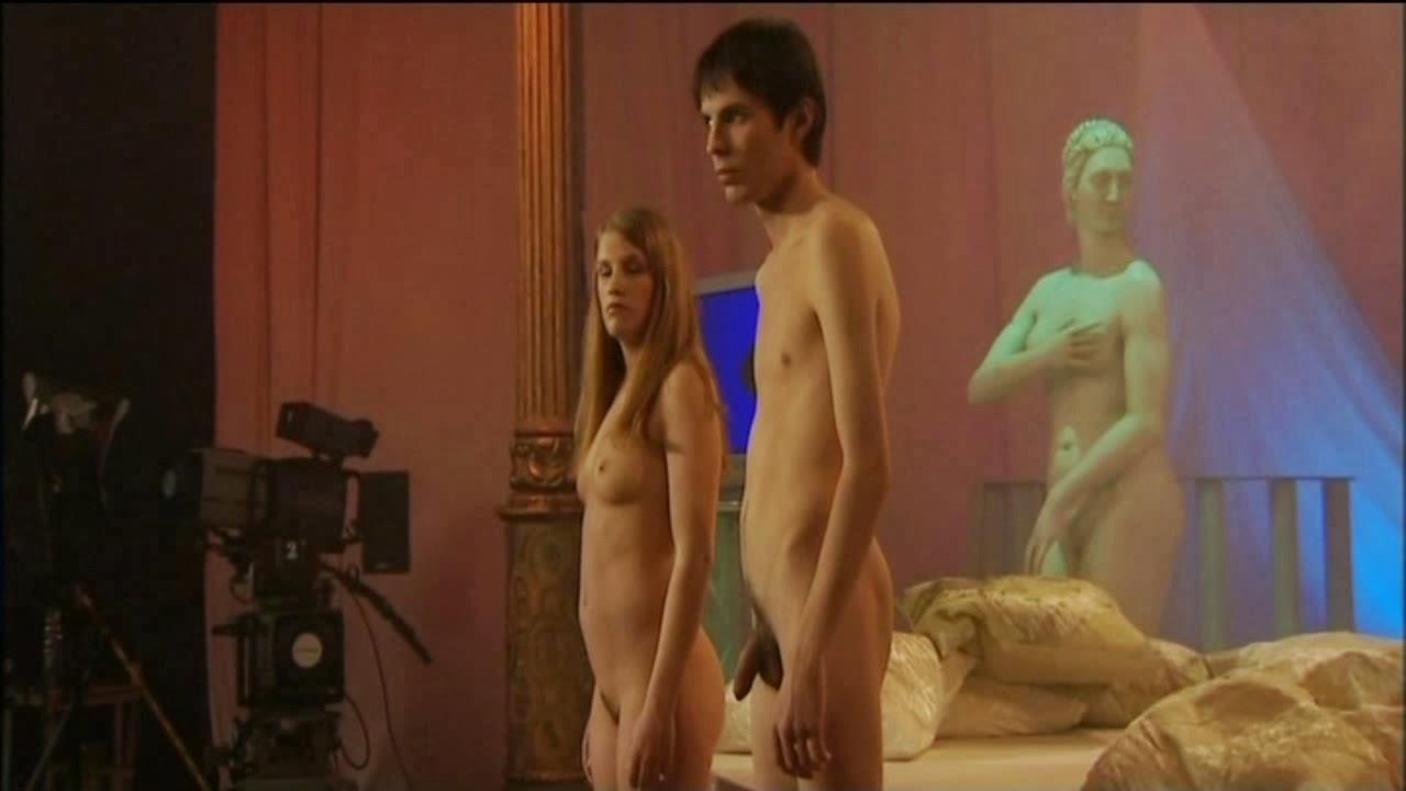 Not absolutely David kross nude scene phrase, matchless)))