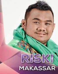 Riski D'Academy 2 dari Makassar