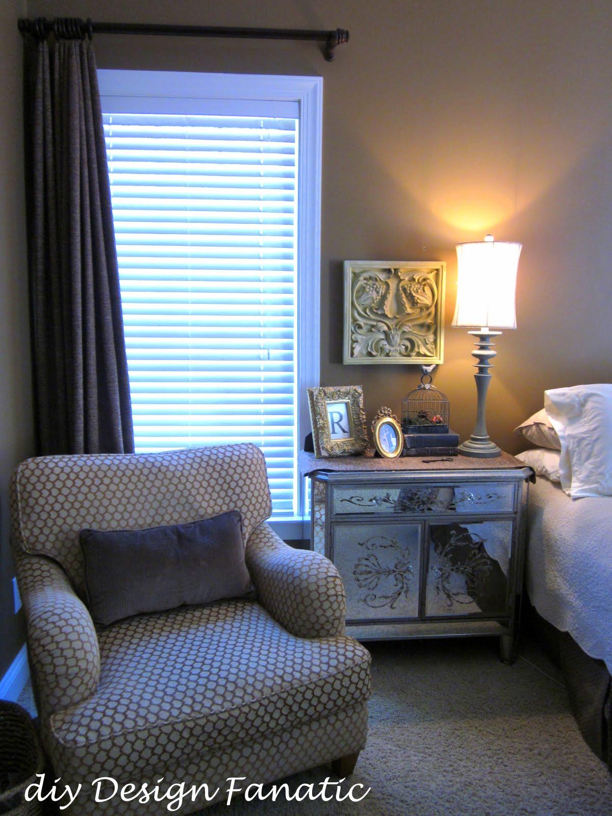 diy Design Fanatic: Master Bedroom