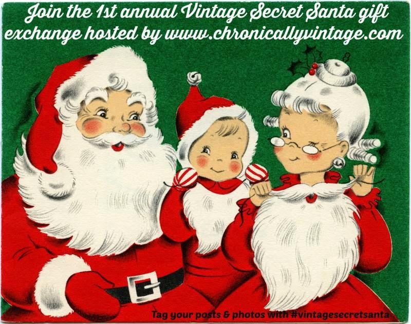 Chronically Vintage Secret Santa