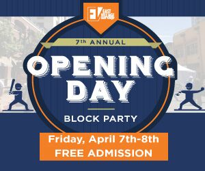 Don't Miss The East Village Opening Weekend Block Party - April 7 & 8!