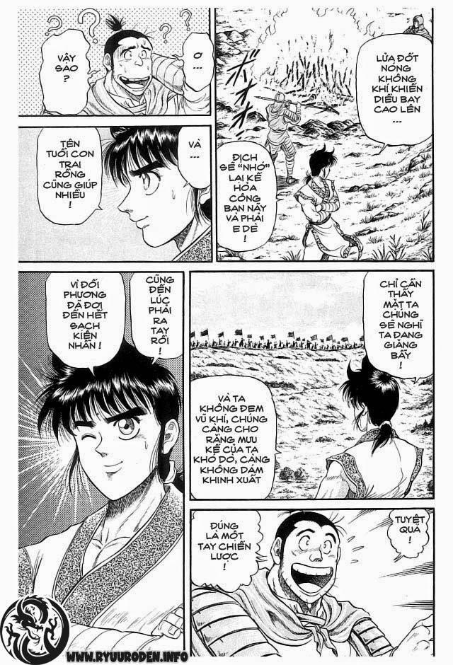 Chú Bé Rồng - Ryuuroden chap 18 - Trang 38