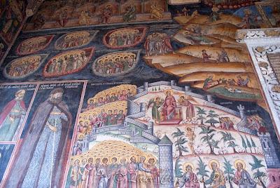 Manastirea Horezu (Manastirea Hurezi) Horezu Monastery