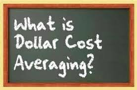 Dollar cost averaging