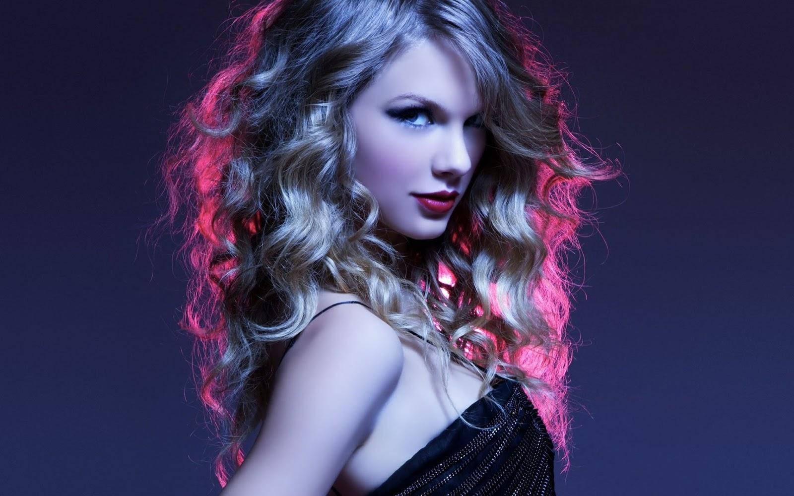 Taylor Swift Wide HD Wallpaper