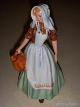 The Milkmaid HN 2057