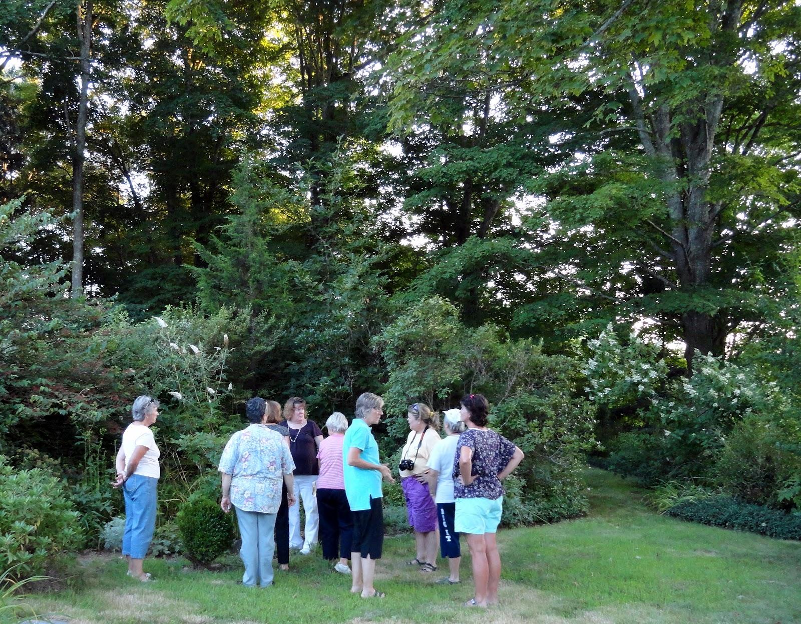 East Hampton Ct Belltown Garden Club Local Garden Tour Part 2