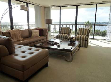 RECENTLY CLOSED - WANT ONE LIKE THIS? - 3 BEDROOM CONDO IN PALM BEACH ON THE OCEAN WITH ICW VIEWS