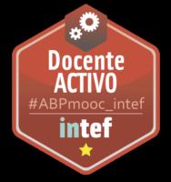 Primer emblema #ABPmooc_intef