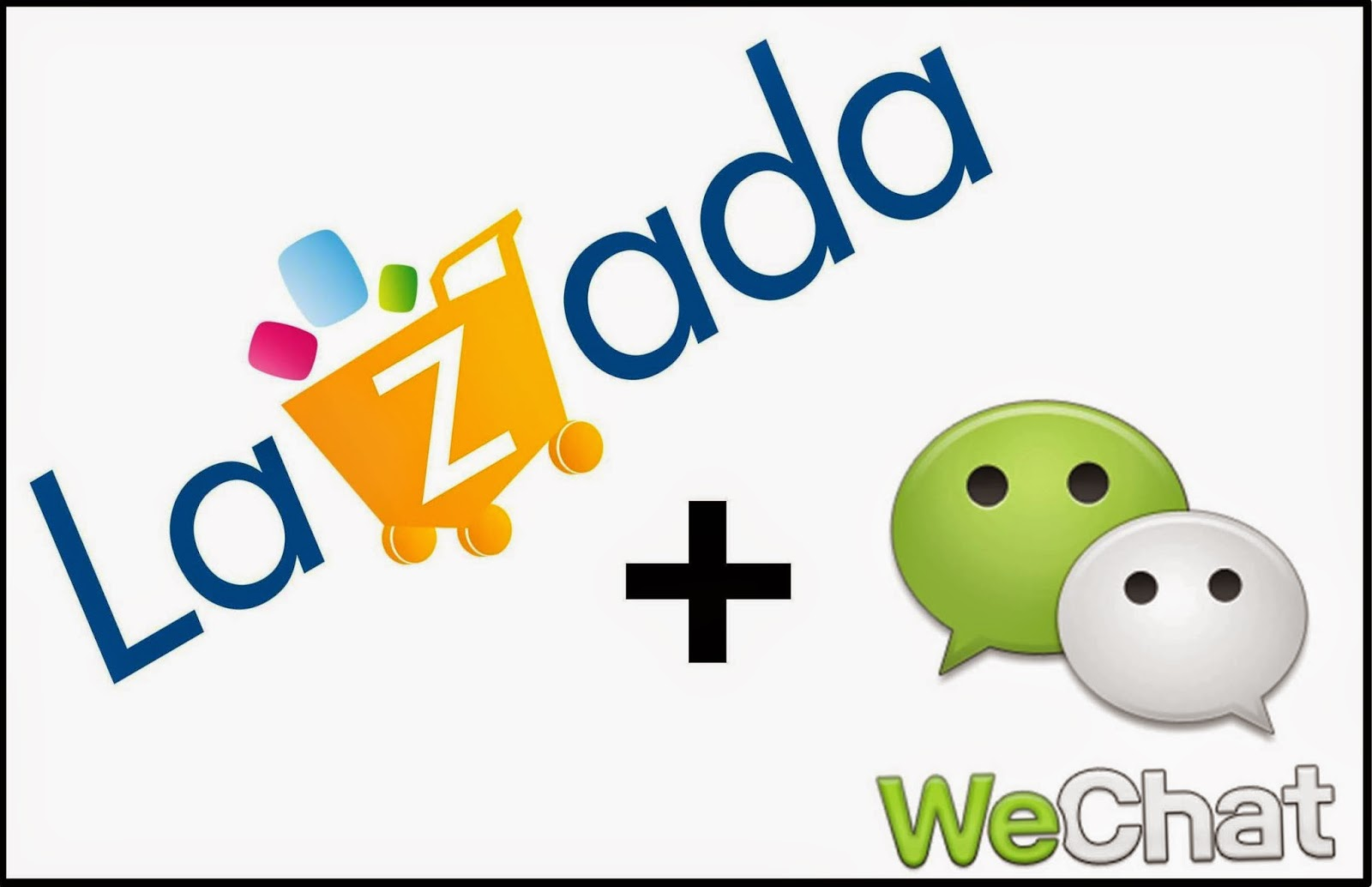 Lazada and WeChat 2nd Anniversary Discount