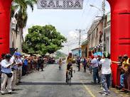 Jonathan Camargo se vistió de Líder en la segunda etapa de la Vuelta a Santa Cruz de Mora