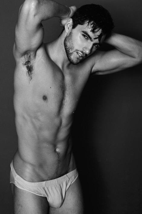 Kevin Cote un underwear by Anjhon