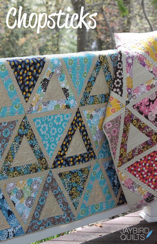 Chopsticks | Jaybird Quilts : jaybird quilt - Adamdwight.com