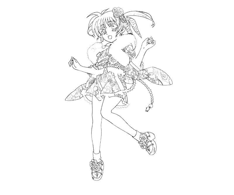 printable-nanoha-takamichi-costume-coloring-pages