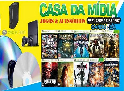 CASA DA MÍDIA = NETO GAMES