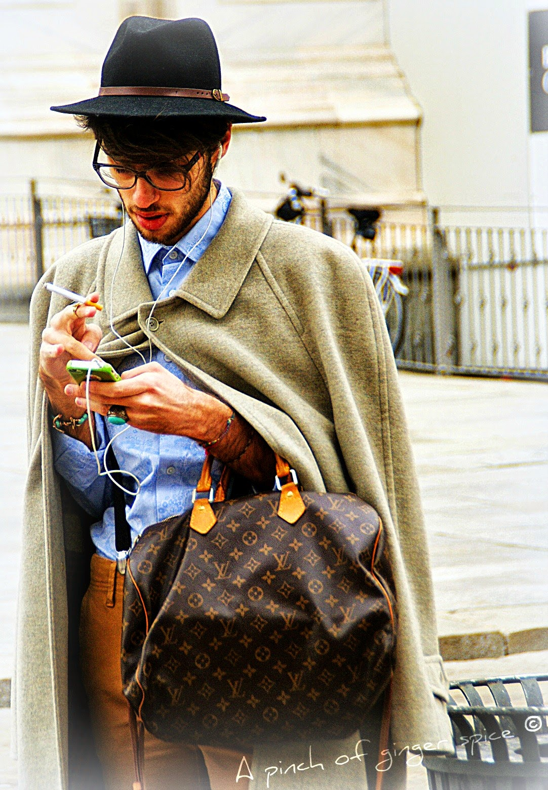 Milano Fashion Week 2015 street style