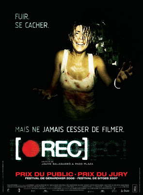 映画REC/レックの画像