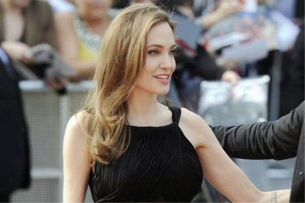 Angelina Jolie Dedah Rahsia Kecantikan