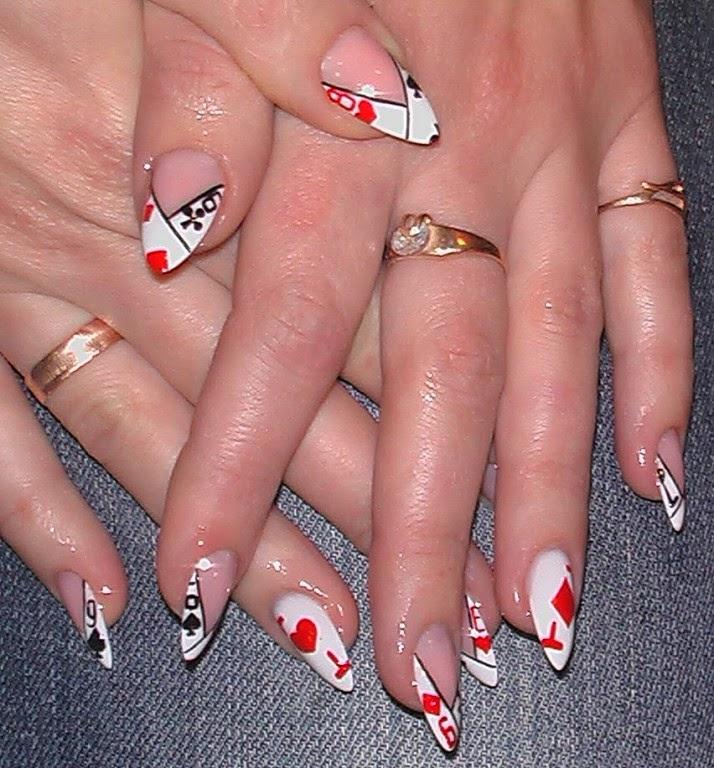 Original Idea For Nail Design