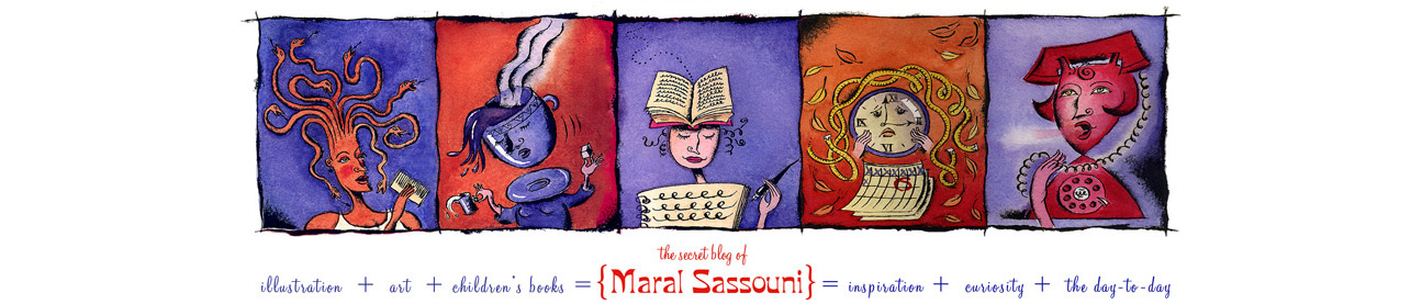(Maral Sassouni's Secret Blog)