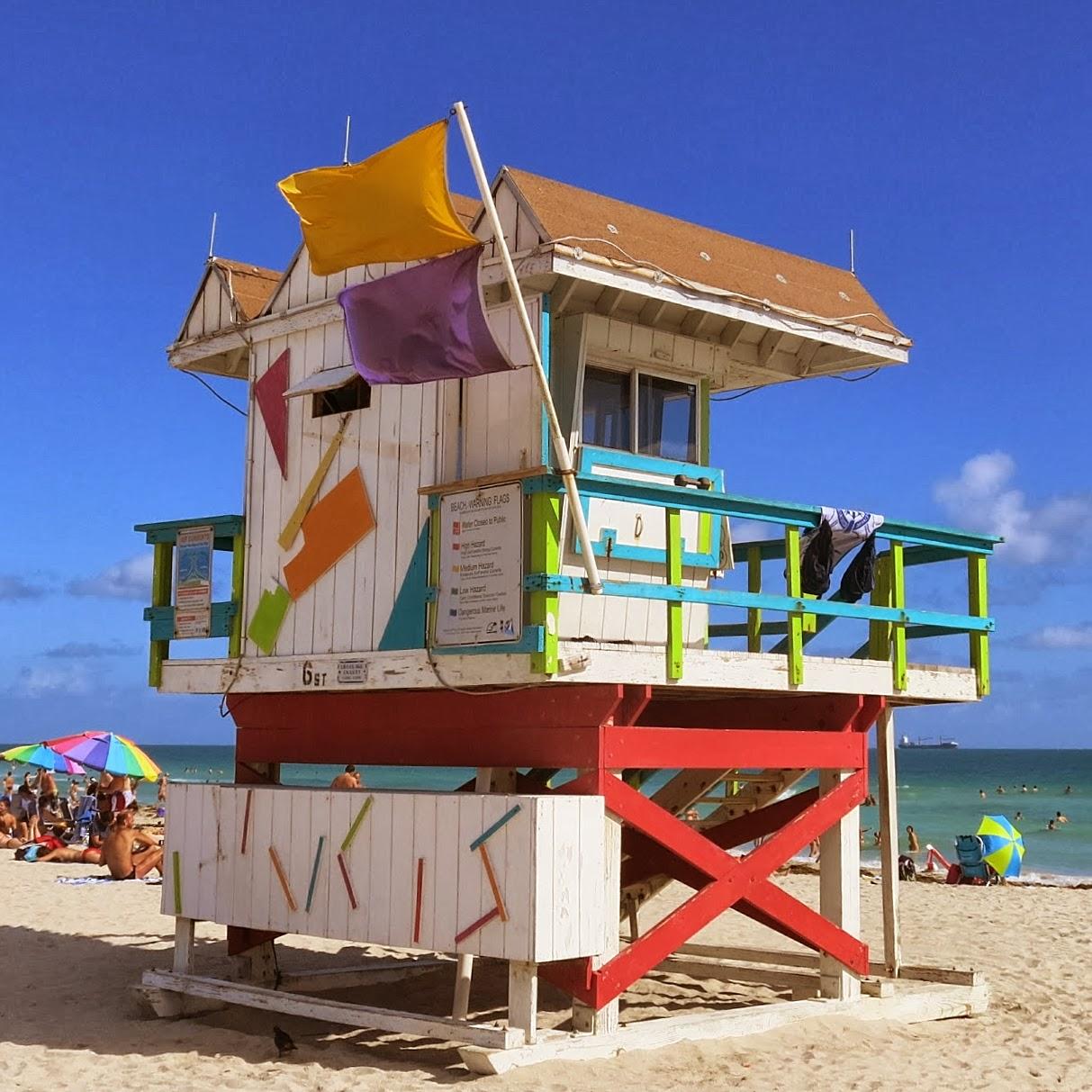 Baywatch South Beach Miami