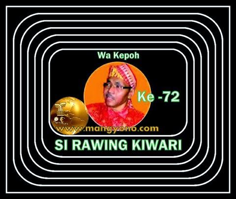 Seri 72 - Dongeng Wa kepoh - Sirawing Kiwari