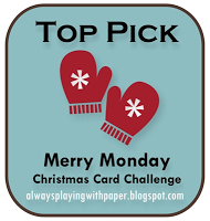 top pick chez Merry Monday