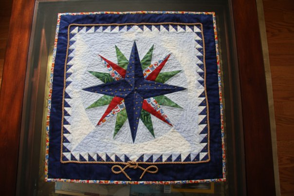 Cow Bay Quilter