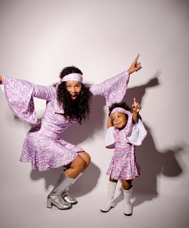 Disco Dolls WishCraft Costumes