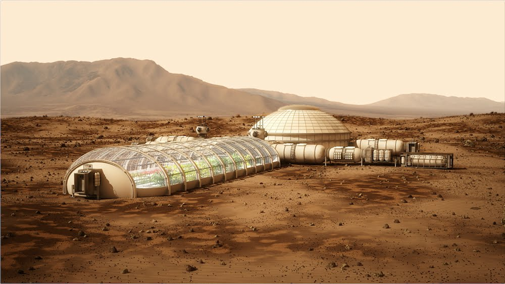 Supports Martian Exploration & Future Colonization Efforts