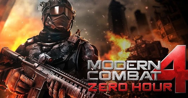 modern combat 4 zero hour 1 0 6 apk sd data files direct link android apps apk free