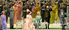 My Fair Lady at the Chatelet Theatre
