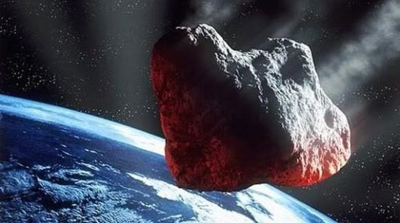 Asteroide passa a 14 mil quilômetros da Terra