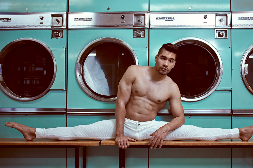 Louis Smith hot