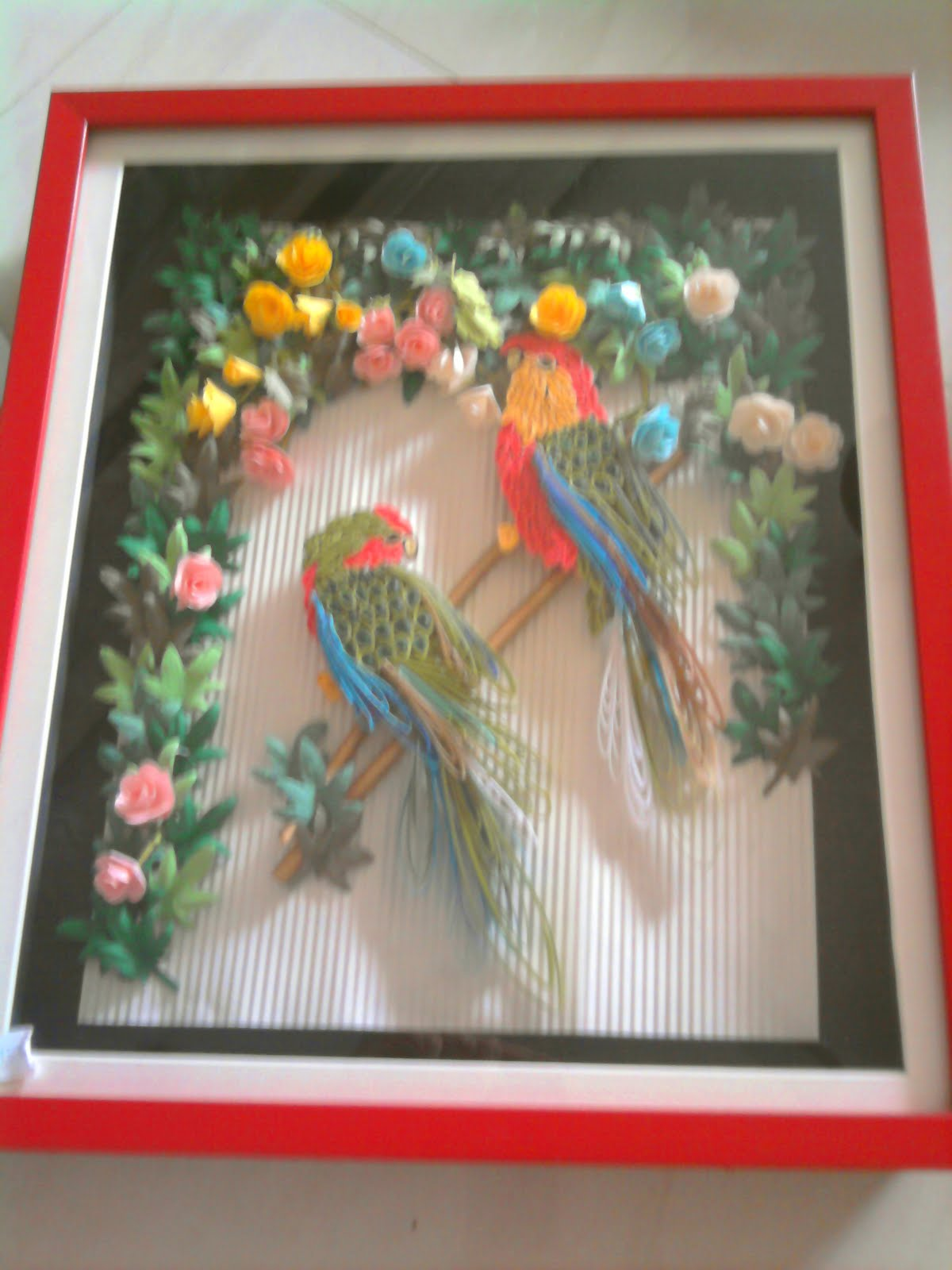 Neelam Arts And Craft Classes: Quilling frame