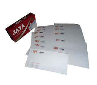 cetak amplop murah di tangerang